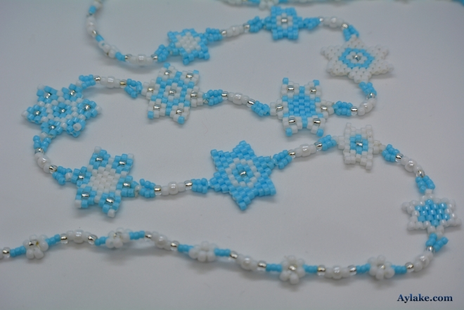 Daisy Stars You Are My All Daisy Flowers And All My Stars Necklace PeyoteAylake 7