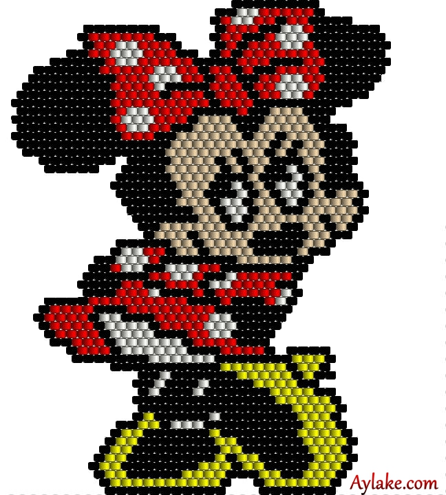 I'll-Be-Your-Minnie-Aren't-You-Sweet-Peyote-Necklace-Aylake-4