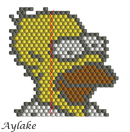 Simpson-Family-Surely-Can't-Put-A-Price-On-Family-Homer-Peyote-Stitch-Scheme-Aylake-3
