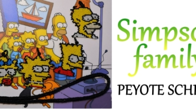 Simpson-Family-Surely-Can't-Put-A-Price-On-Family-Peyote-Stitch-Scheme-Aylake