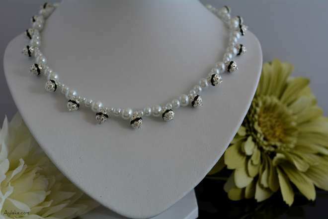 Black And White Pearls Adds Lovely Classic Elegance To Any Look Beading Aylake 18