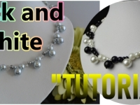 Black And White Pearls Adds Lovely Classic Elegance To Any Look Beading Aylake 3