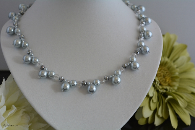 Black And White Pearls Adds Lovely Classic Elegance To Any Look Beading Aylake 8