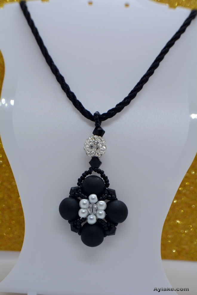 Daisy Flowers On The Pearls Who Doesnt Love Beaded Jewelry Aylake19