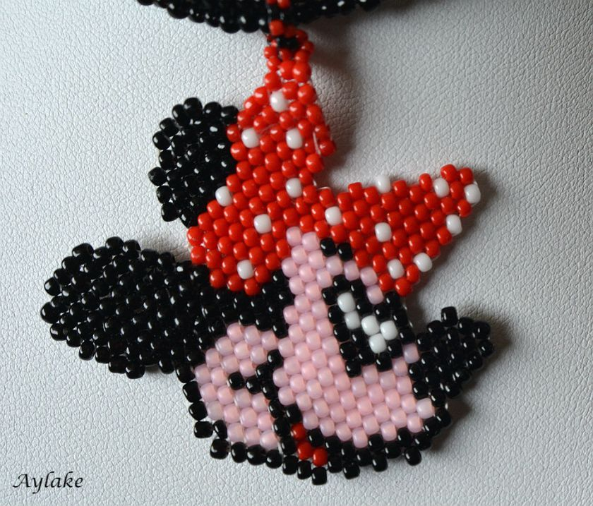 I'll-Be-Your-Minnie-Aren't-You-Sweet-Peyote-Necklace-Aylake-3