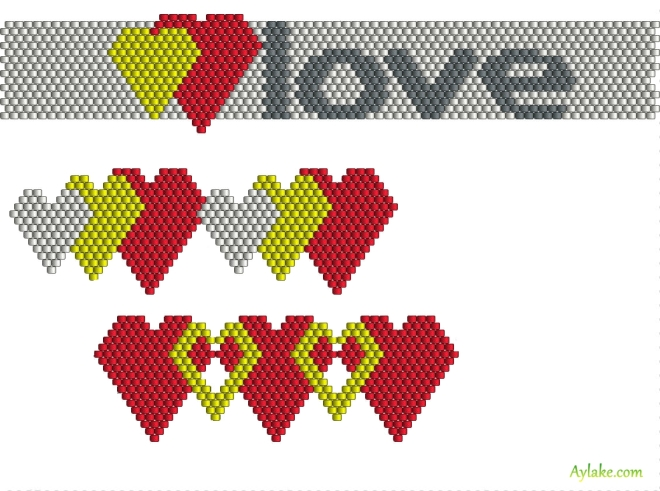 Love-Is-In-Air-I-Carry-Your-Heart-With-Me-Peyote-Tutorial-Aylake-21