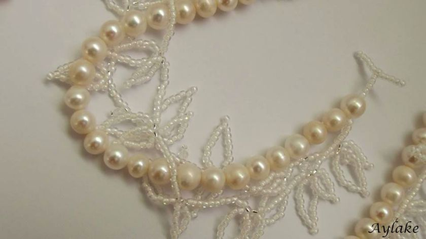 Pearls-And-Leaves-Lots-Of-Love-Goes-Into-Lovely-Necklace-With-Every-Bead-Tutorial-Aylake-Freshwater-1