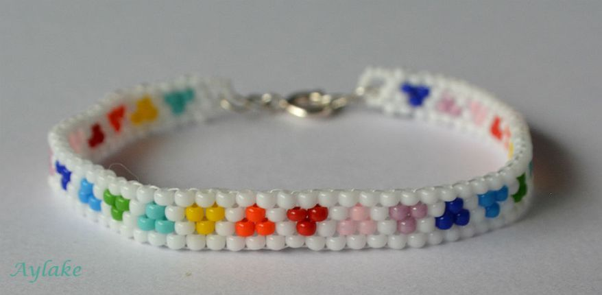 Somewhere-Over-The-Rainbow-You-Are-So-Loved-Peyote-Jewelry-Aylake-11
