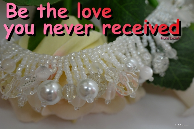Tassels Party Bracelet Be the love you never received Beading Tutorial Aylake Ailaviu