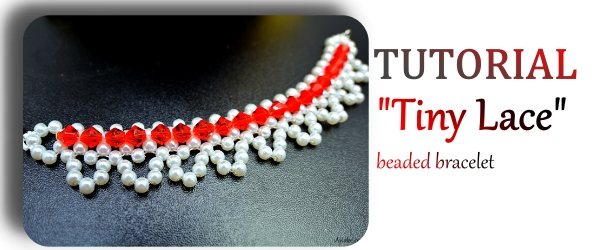 Tiny Lace Beaded Bracelet Animated Tutorial Ailaviu Aylake