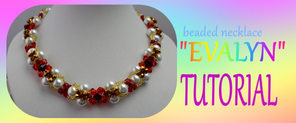 Evalyn Beaded Necklace Animated Tutorial Aylake Ailaviu