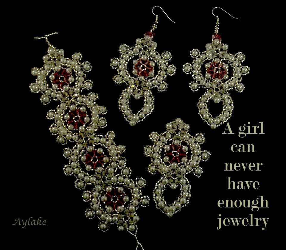 A Girl Can Never Have Enough Jewelry Aylake Quote