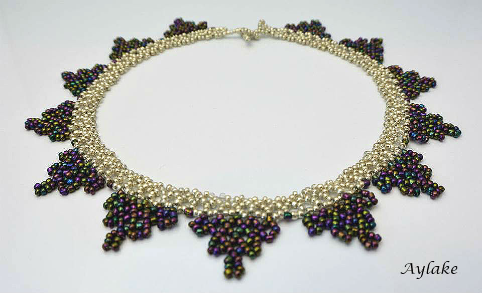 Ava Beaded Necklace Aylake 1