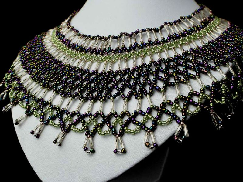 Beaded Necklace Mia Aylake 1
