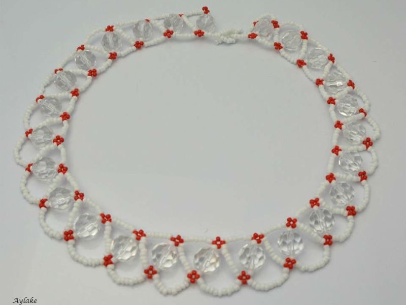 Beaded Necklace Sophia Aylake 3