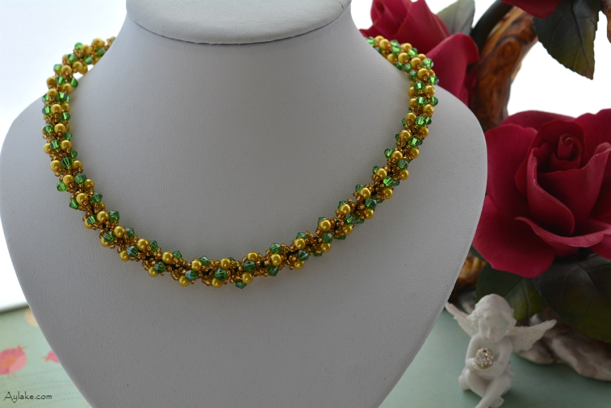Beaded Rope Jewelry Is A Way To Express Yourself Necklace Aylake 4