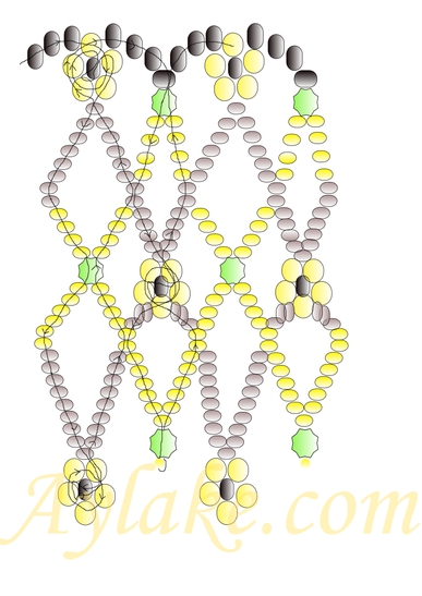 Fiory Autumn Is A Second Spring When Every Leaf Is A Flower Necklace Aylake 5